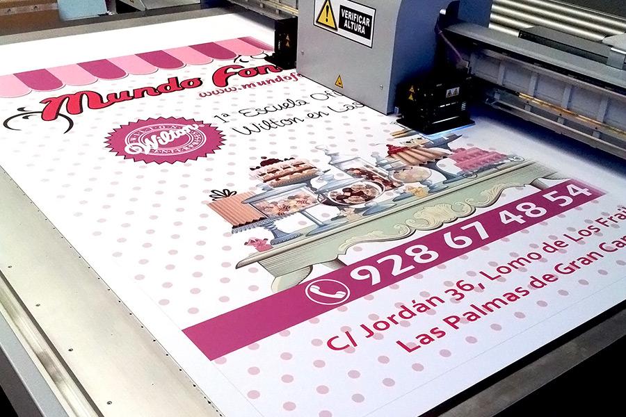 Impresión Digital Flexo Publicidad