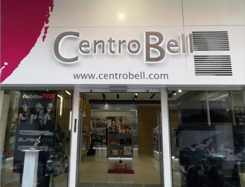 Rótulo – CentroBell Comestica