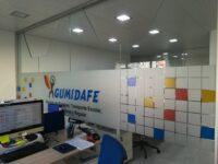Rotulación Oficina GUMIDAFE