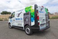 Rotulación de Vehículo - Flexo Publicidad