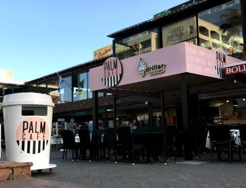 Cafeterías Palm Cafe