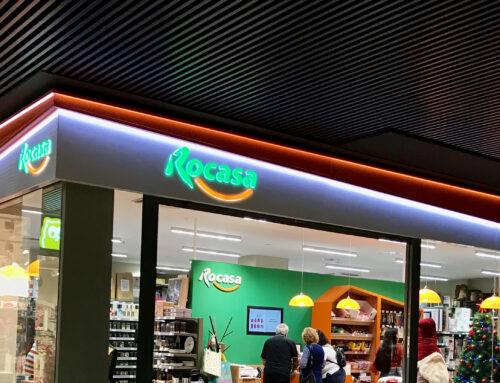 Mogán Mall Puerto Rico – Rocasa y Flormar