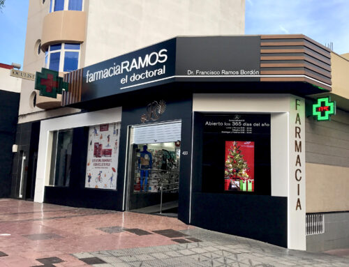 Farmacia RAMOS el Doctoral